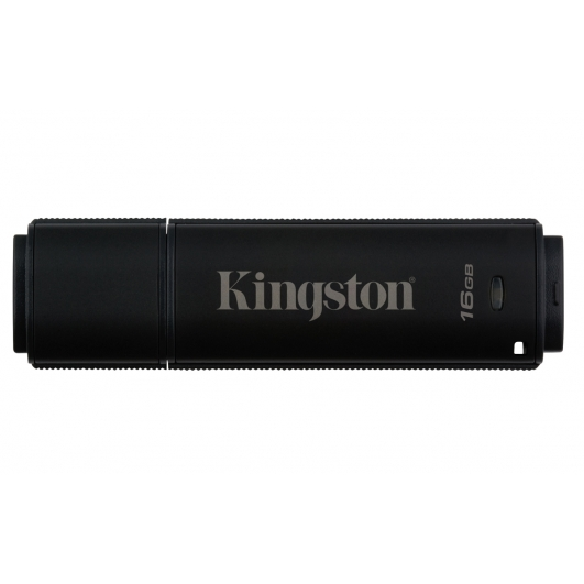 Kingston 16GB USB 3.0 Memory Stick DataTraveler DT4000G2/16GB FIPS 140-2 Level 3