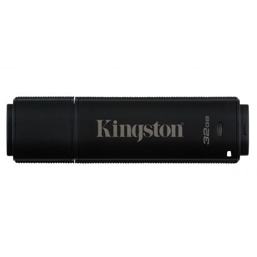 Kingston 32GB USB 3.0 Memory Stick DataTraveler DT4000G2/32GB FIPS 140-2 Level 3