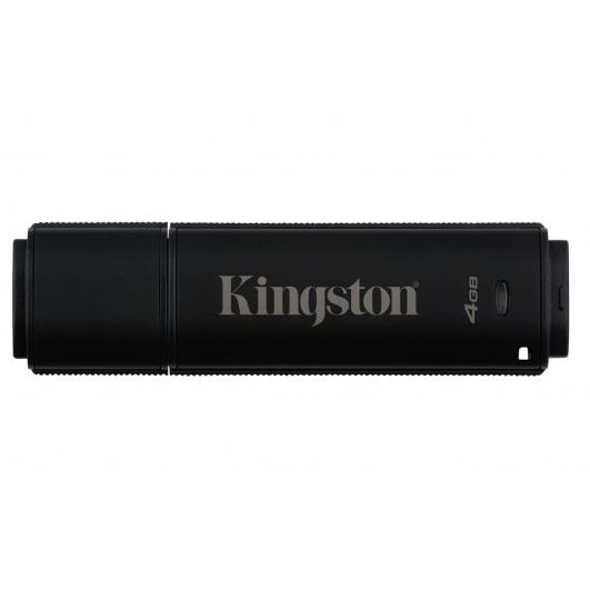 Kingston 4GB USB 3.0 Memory Stick DataTraveler DT4000G2/4GB FIPS 140-2 Level 3