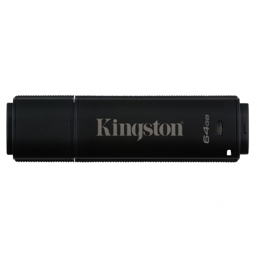 Kingston 64GB USB 3.0 Memory Stick DataTraveler DT4000G2/64GB FIPS 140-2 Level 3