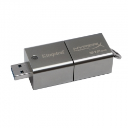 Kingston 512GB USB 3.0 DataTraveler HyperX Predator Memory Stick Flash Drive
