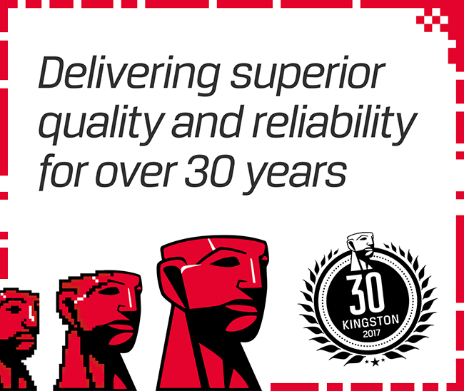 Delivering superior quality and reliability for over 30 years