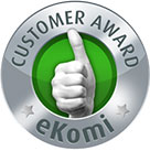 eKomi silver Seal of Approval
