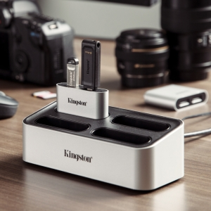 Kingston Launch Workflow Station And Card Readers