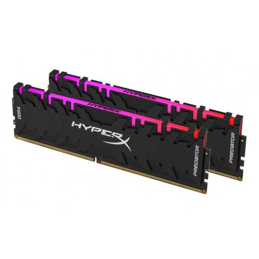 HyperX Predator RGB HX429C15PB3AK2/16 16GB (8GB x2) DDR4 2933MHz Non ECC Memory RAM DIMM