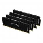 HyperX Predator HX436C17PB4K4/32 32GB (8GB x4) DDR4 3600MHz Non ECC Memory RAM DIMM