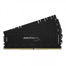 HyperX Predator HX424C12PB3K4/32 32GB (8GB x4) DDR4 2400Mhz Non ECC Memory RAM DIMM