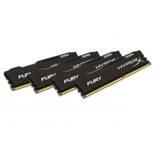 HyperX Fury HX429C17FB2K4/32 32GB (8GB x4) DDR4 2933MHz Non ECC Memory RAM DIMM