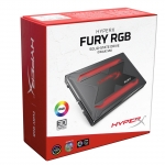 "240GB HyperX Fury  SSD 2.5"" SATA 3.0 (6Gb/s)"
