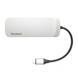 Kingston Nucleum Multi Type-C USB HDMI microSD SD Memory Card Hub