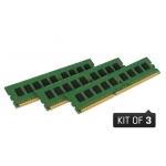 Kingston Apple KTA-MP1333DRK3/24G 24GB (8GB x3) DDR3 1333Mhz ECC Unbuffered Memory RAM DIMM