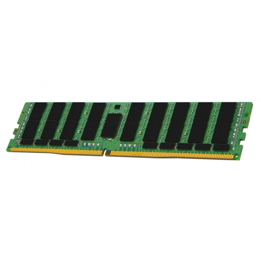 Total Capacity: 64GB DDR4 ECC LRDIMM (Load Reduced) DIMM