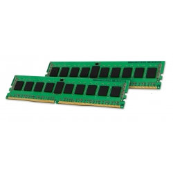 Kingston KVR21E15D8K2/16 16GB (8GB x2) DDR4 2133Mhz ECC Unbuffered Memory RAM DIMM