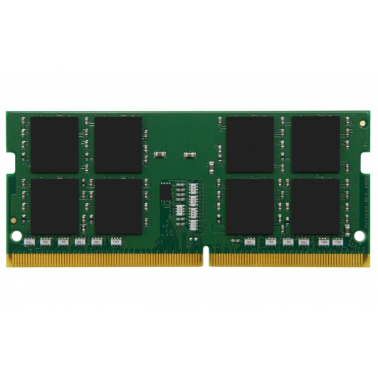 Total Capacity: 8GB DDR4 ECC Unbuffered SODIMM