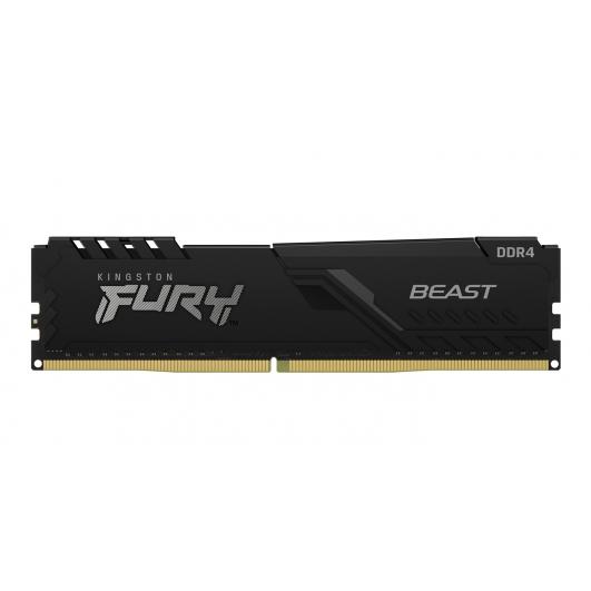 Kingston Fury Beast KF437C19BB1/16 16GB DDR4 3733Mhz Non ECC DIMM