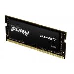 Kingston Fury Impact KF316LS9IB/4 4GB DDR3L 1600Mhz Non ECC Memory RAM SODIMM