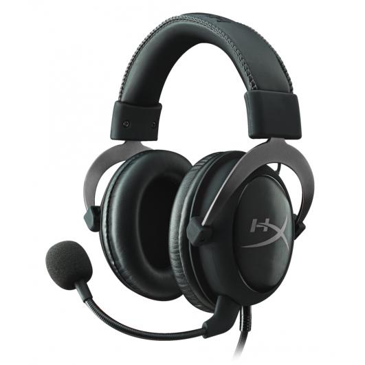 HyperX Cloud II Gaming Headset With Mic Gun Metal