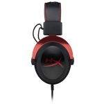 HyperX Cloud II Gaming Headset With Mic Red