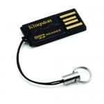 Kingston MicroSD MicroSDHC USB Memory Card Reader