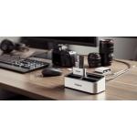Kingston Workflow Station Dock and USB miniHub, USB 3.2, Gen1/2, Type-A/C