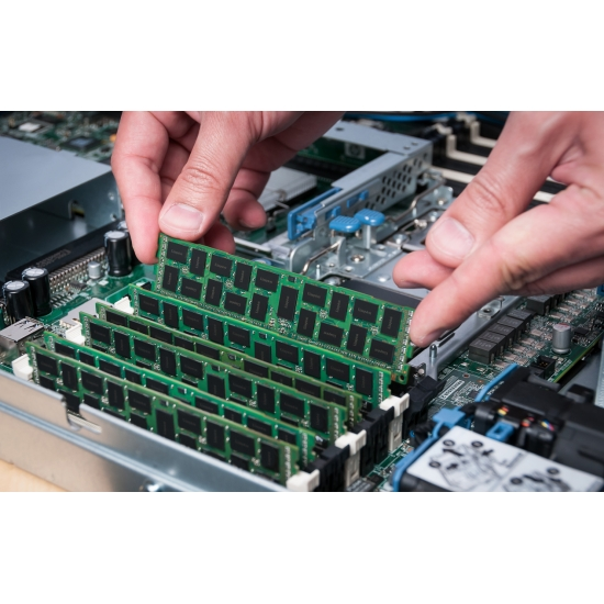 dimm with server