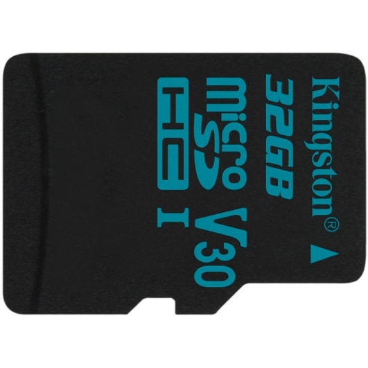 Kingston 32GB Canvas Go Micro SD Card
