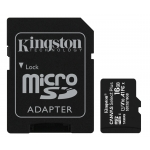 Kingston 16GB Canvas Select Plus Micro SD Card