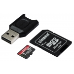 Kingston 128GB Canvas React Plus Micro SD Card - U3, V90, Up To 285MB/s