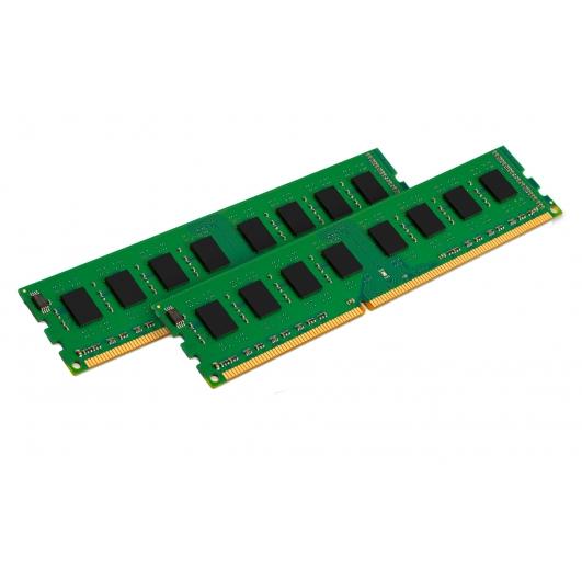 Kingston 16GB (8GB x2) DDR3 RAM Memory Non ECC DIMM 1600Mhz PC3-12800 1.5v