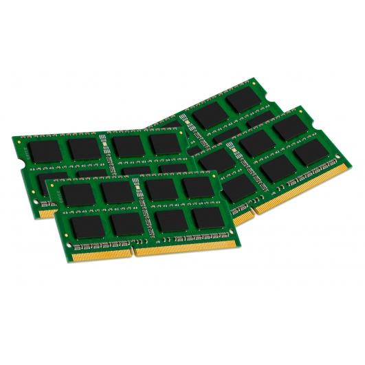 Kingston 32GB (8GB x4) DDR3L RAM Memory Non ECC SODIMM 1600Mhz PC3-12800 1.35v