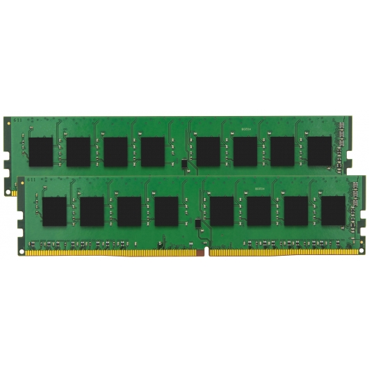 Kingston 32GB Kit (16GB x2) DDR4 2133MHz ECC Unbuffered RAM Memory DIMM