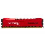 HyperX Savage HX318C9SRK2/8  Red 8GB (4GB x2) DDR3 1866Mhz Non ECC Memory RAM DIMM