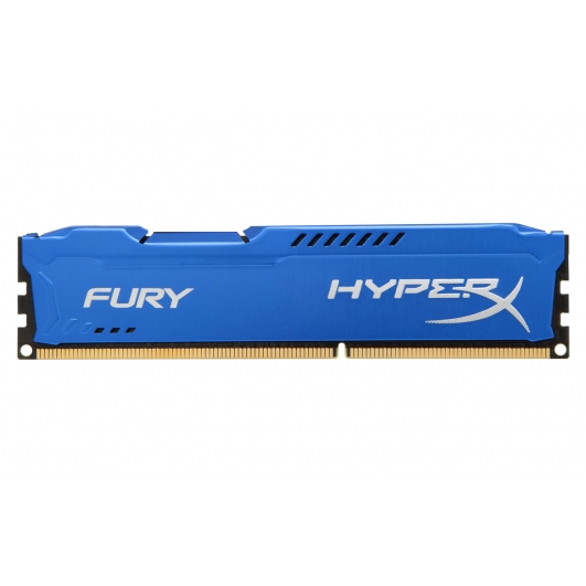 HyperX Fury Blue 4GB DDR3 PC3-10600 1333MHz RAM Memory 1.5v CL9 DIMM