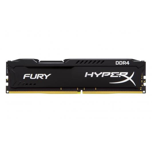 HyperX Fury HX426C15FB/4 Black 4GB DDR4 2666Mhz Non ECC Memory RAM DIMM