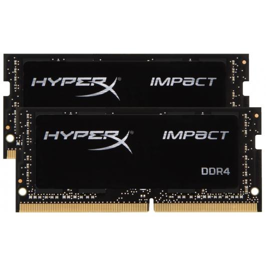 HyperX Impact 16GB (8GB x2) DDR4 PC4-17000 2133MHz RAM Memory SODIMM