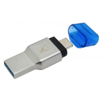 Kingston USB 3.0 Type-A/C microSD USB Card Reader