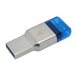 Kingston MobileLite Duo 3C USB 3.0 microSD Type-C Memory Card Reader