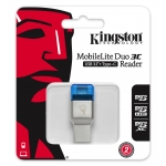 Kingston USB 3.0 Type-C microSD USB Card Reader