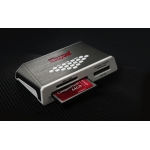 Kingston USB 3.0 Memory Card Media Reader Writer FCR-HS4