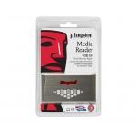 Kingston USB 3.0 Memory Card Media Reader Writer FCR-HS4