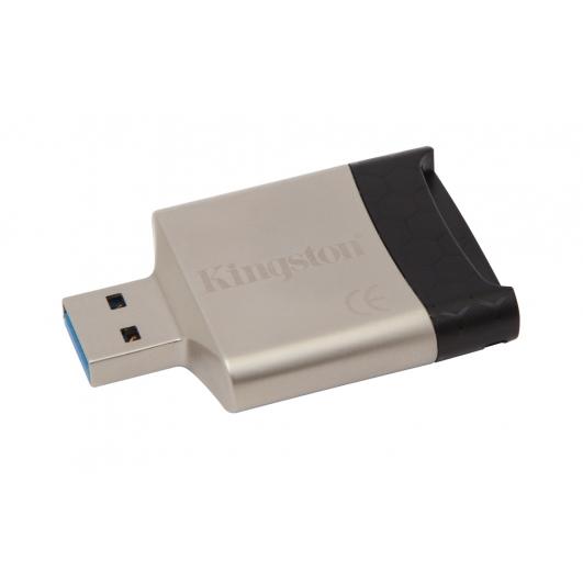 Kingston MobileLite G4 UHS-II USB 3.0 Micro SDHC SDXC Memory Card Reader