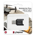 Kingston USB 3.0 UHS-II micro/SD/SDHC/SDXC Card Reader