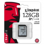 Kingston 64GB SDXC (SD) Memory Card U1 10MB/s