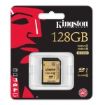 Kingston 128GB Ultimate SDXC (SD) Memory Card U1 45MB/s