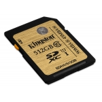Kingston 512GB Ultimate SDXC (SD) Memory Card U1 45MB/s