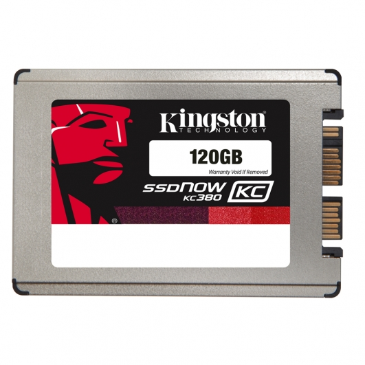 Kingston 120GB SSDNow KC380 Micro SATA SSD Solid State Drive 1.8 Inch 5mm