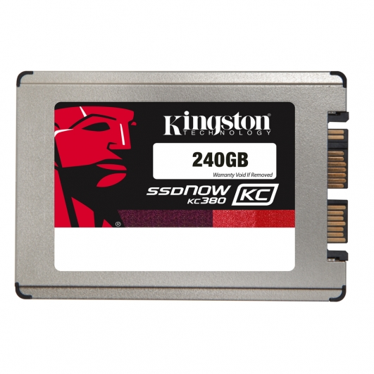 Kingston 240GB SSDNow KC380 Micro SATA SSD Solid State Drive 1.8 Inch 5mm