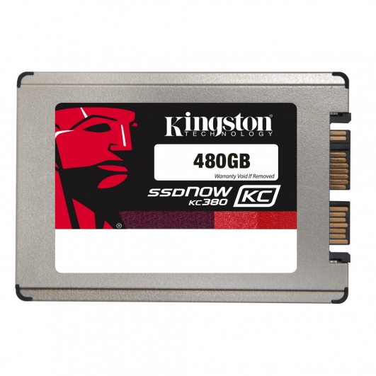 Kingston 480GB SSDNow KC380 Micro SATA SSD Solid State Drive 1.8 Inch 5mm