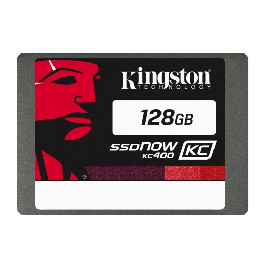 Kingston 128GB SSDNow KC400 SSD Solid State Drive 2.5 Inch 7mm
