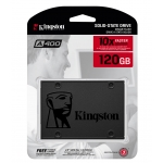 "120GB Kingston A400 2.5"" SSD 2.5"" SATA 3.0 (6Gb/s)"